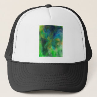 Blue Orchids Trucker Hat