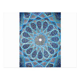 Blue Orient Postcard