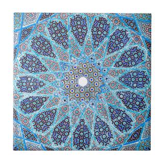 Blue Orient Tile