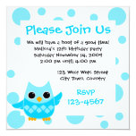 Blue Owl Personalised Announcements
