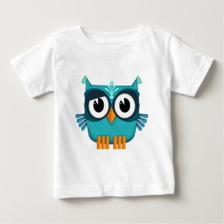 blue owls baby T-Shirt
