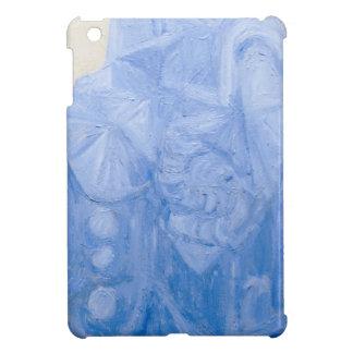 Blue Pagan Church surreal architecture Case For The iPad Mini