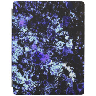 Blue Paint iPad Smart Cover iPad Cover