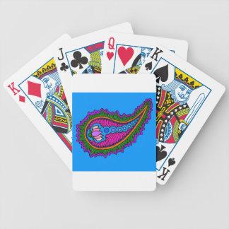 Blue Paisley Card Decks