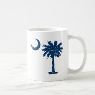 Blue Palmetto Coffee Mug