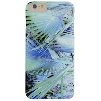 Blue Palms Phone Case