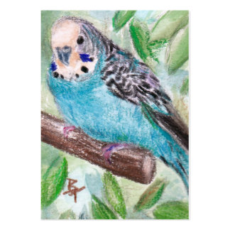 Blue Parakeet ArtCard Business Card