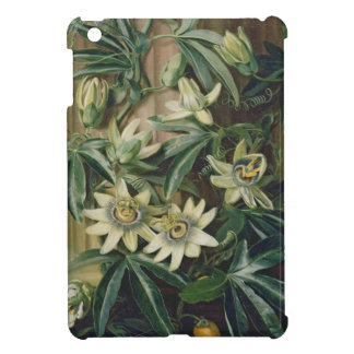 Blue Passion Flower for the 'Temple of Flora' by R iPad Mini Cover