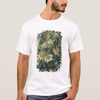 Blue Passion Flower for the 'Temple of Flora' by R T-Shirt