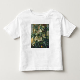 Blue Passion Flower for the 'Temple of Flora' by R Toddler T-Shirt