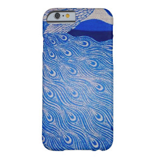 Blue Peacock Mosaic iPhone 6 Case