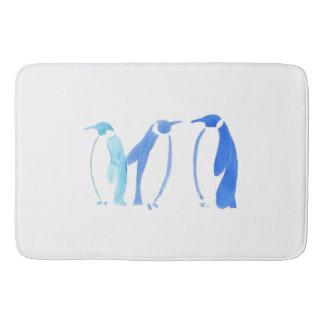 Blue Penguin Large Bath Mat Bath Mats