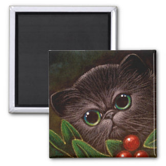 BLUE PERSIAN CAT Magnet