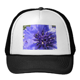 Blue Petals Trucker Hats