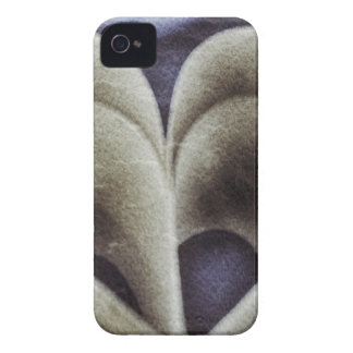 Blue petals iPhone 4 case
