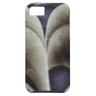 Blue petals tough iPhone 5 case