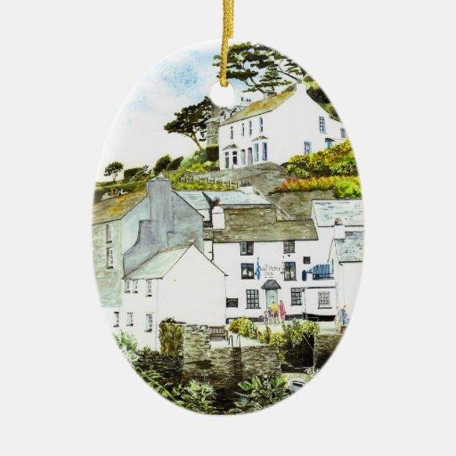 'Blue Peter Inn' Ornament