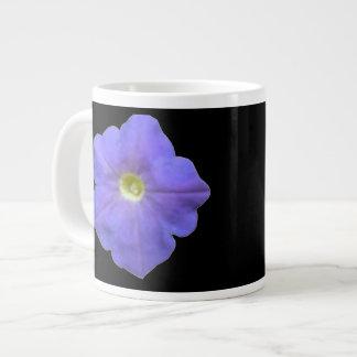 Blue Petunia Mug