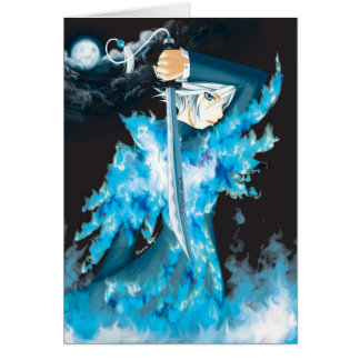 Blue Phoenix card