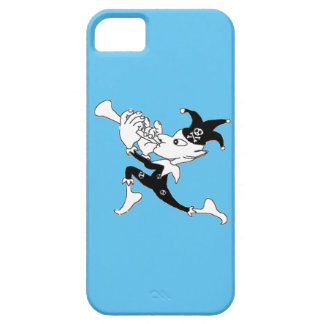 Blue Pied Piper iPhone 5 Covers