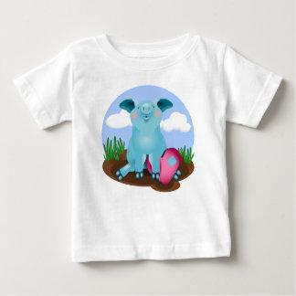Blue Pig T-shirts