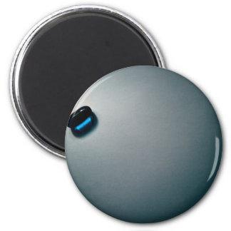 Blue pill magnet