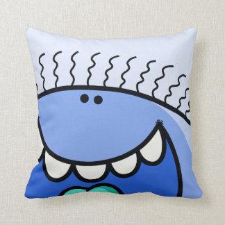 Blue Pillow Man