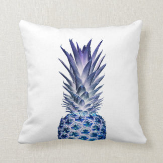Blue Pineapple Cushion