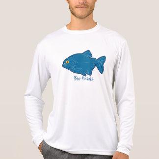Blue Piranha T-shirt