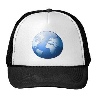 """""""Blue Planet"""" Hats"""