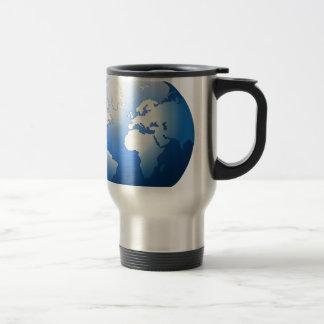 """""""Blue Planet"""" Mug"""