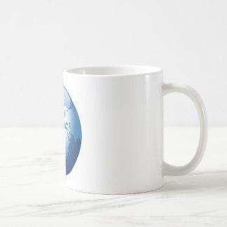 """""""Blue Planet"""" Coffee Mug"""