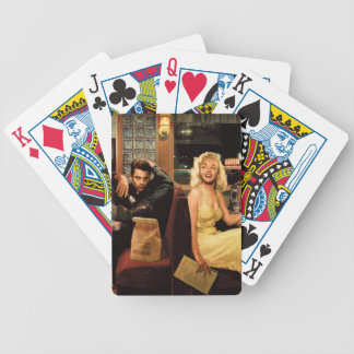 Blue Plate Bicycle Playing Cards