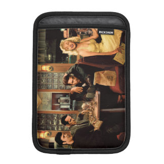 Blue Plate iPad Mini Sleeve