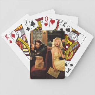 Blue Plate Playing Cards