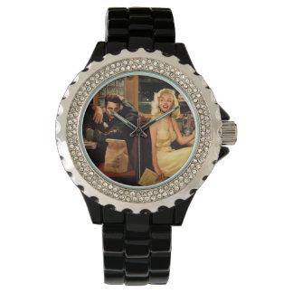 Blue Plate Watch