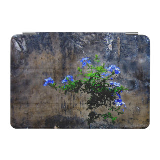 Blue Plumbago iPad Mini Cover