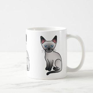 Blue Point Siamese Cat Coffee Mug