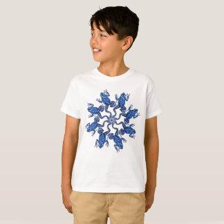 Blue Poison Arrow Frog T-shirt