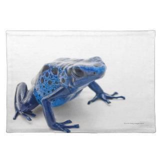 Blue Poison Dart Frog (Dendrobates Tinctorius) Placemat