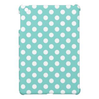 Blue Polka Dot Case For The iPad Mini