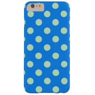 Blue Polka Dot Phone Case