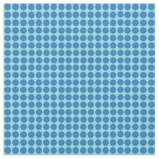 Blue Polka Dots Circle Polkadot Pattern Polkadot Fabric