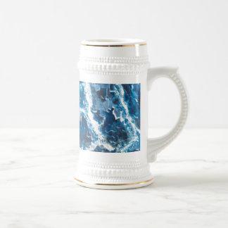 Blue Ponderosa Mug
