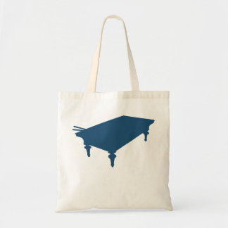 Blue Pool Table Bags