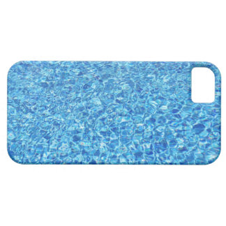 Blue Pool Water iPhone 5 Case