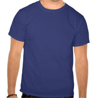 Blue Print Tuxedo T-shirt