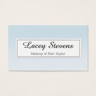 Blue Professional Business Card