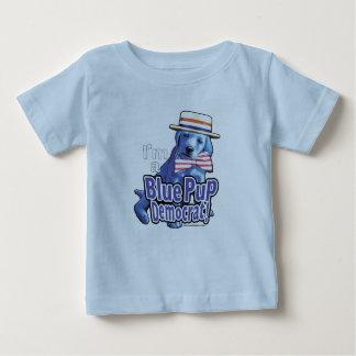 Blue Pup Democrat Shirt