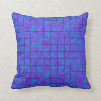 Blue/Purple Chocolate Bar Cushion